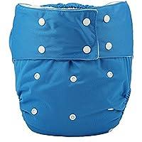 Cubierta de pañales para adultos reutilizable lavable