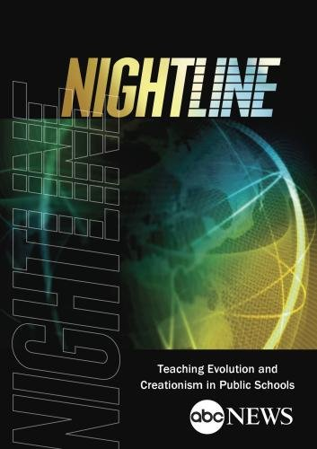 ABC News Nightline Teaching Evolution and Creationism in Public Schools -