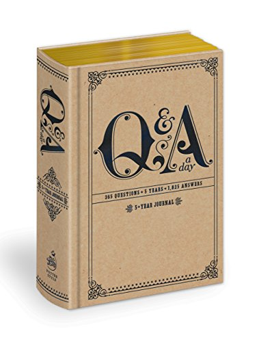 Pdf Crafts Q&A a Day: 5-Year Journal