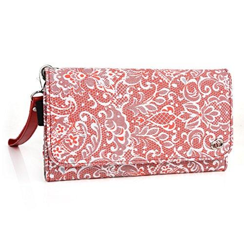 Archos 45c Helium,50 Cobalt,50 Oxygen Plus,55 Platinum Alcatel One Touch Idol Wallets For Women Wristlet Wallet Phone Case