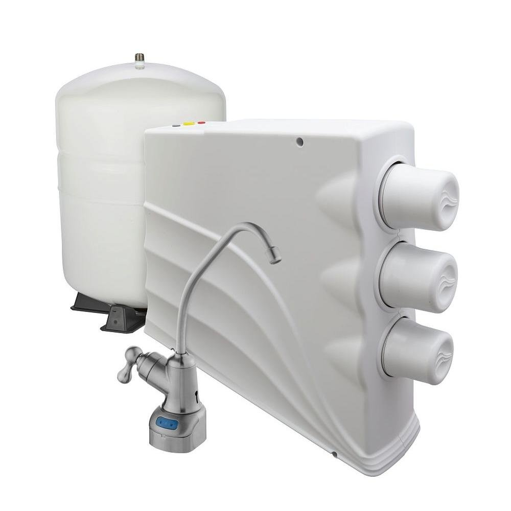 Glacier Bay HDGROS4 Premium Reverse Osmosis Drinking Water Filter System -  - Amazon.com