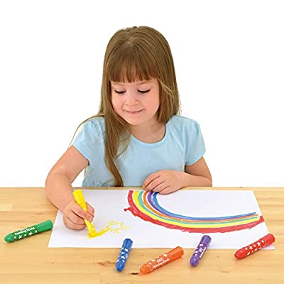 Galt Toys Sticks, Mess Free Paint in a Crayon for Children: Juguetes y juegos