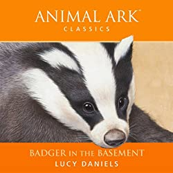 Animal Ark: Badger in the Basement