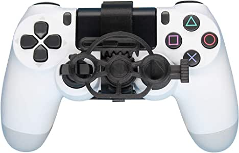 PS4 Gaming Racing Wheel (estándar), 3D Printed Mini Volante añadir ...