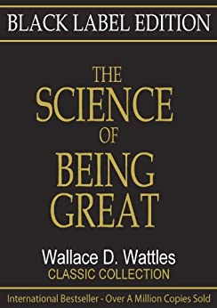 OF SCIENCE THE BEING GREAT