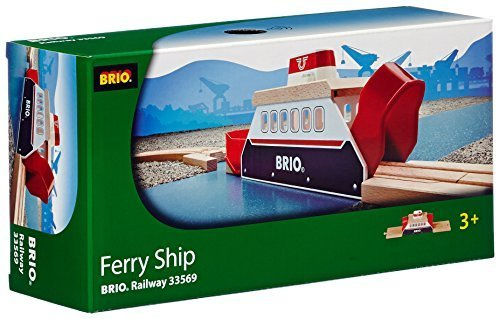 Brio Ferry Boat Model: B33569, Toys & Games for Kids & Child by Toys & Child