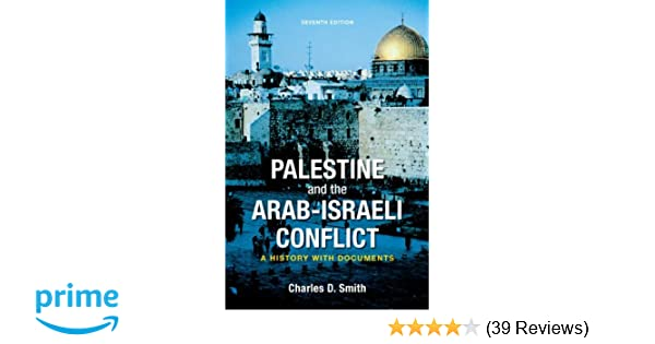 Amazon. Com: palestine and the arab-israeli conflict ebook: charles.