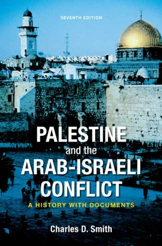 Palestine and the Arab-Israeli Conflict: A History with...