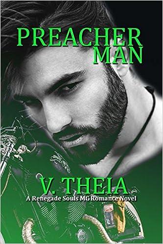Preacher Man Book Cover