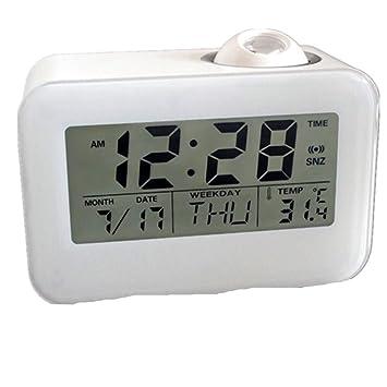 DUTR - Despertador Multifuncional con proyección activada ...
