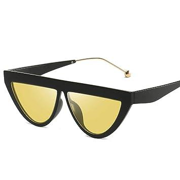 TYJYTM Owl City Vintage Mujeres Gafas de Sol piloto ...