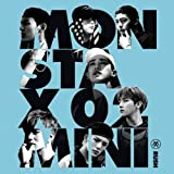 MONSTA X [ RUSH ] 2nd Mini Album SECRET Ver. CD