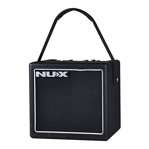 NUX Mighty 8SE Portable Digital Guitar Amplifier with Built-in Tuner by NUX
