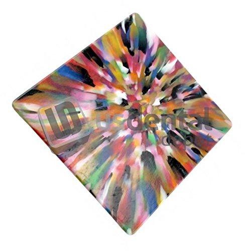 PRO-FORM - TIE-DYE Blend Mouthguards Rainbow 5x5 6pk 0.150in 113913 Us Dental Depot