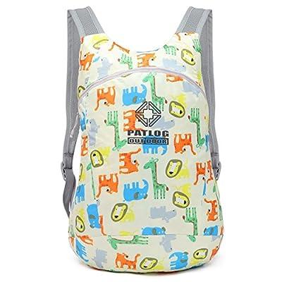 hongrun Escalade en plein air sac à bandoulière double peau claire paquet étanche léger pliage sac à dos