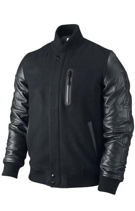 Amazon.com  KOBE Destroyer XXIV Battle Michael B Jordan Leather Sleeves  Jacket - Super Selling  Clothing 00194e95f