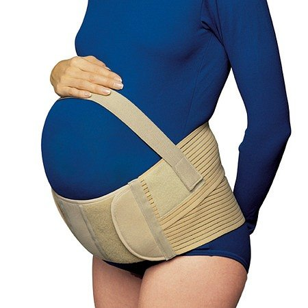 OTC Professional Orthopaedic Elastic Maternity Support Beige - 2PC by OTC