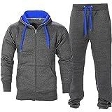 BE JEALOUS Men's Essentials Contrast Fleece
