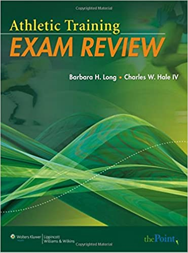 Athletic training exam review 9780781780520 medicine health athletic training exam review 1st edition fandeluxe Image collections