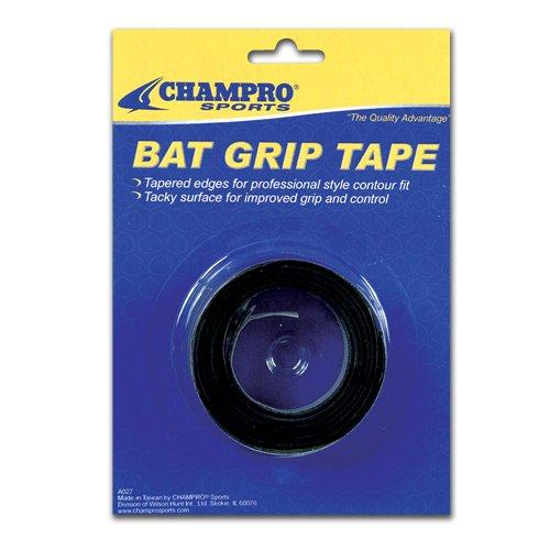Champro Bat Grip Tape (Black) by CHAMPRO