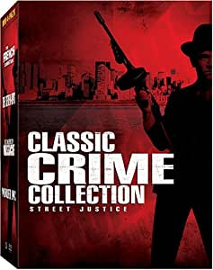 Classic Crime Collection - Street Justice (Murder Inc., The French Connection, The St. Valentine's Day Massacre, The Seven-Ups)