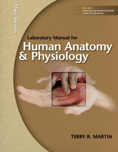 Laboratory Manual for Human A&P: Main Version w/PhILS...