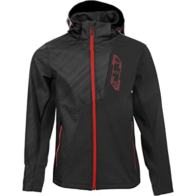 509 Tactical Softshell Jacket (Red - X-Large): Automotive