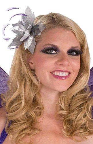 Summer Fairy Silver Hairclip