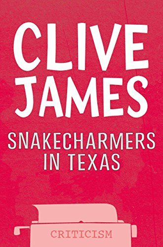 Snakecharmers In Texas (Picador Books)