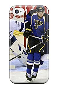 John B Coles's Shop 2015 96WXJRKOLA6E5SJY st/louis/blues hockey nhl louis blues (34) NHL Sports & Colleges fashionable iPhone 4/4s cases