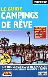 Le Guide Campings de rêve 2015