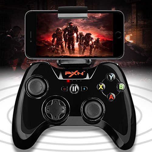 well-wreapped Apple MFi Certified Bluetooth Controller Gamepad