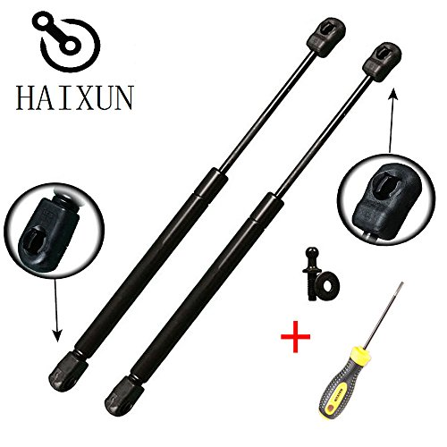 Qty (2) 2005-2010 Chrysler 300/2005-2010 Dodge Charger/2005-2009 Dodge Magnum Gas Charged hood Lift Support (Dodge 2005 Charger Used)