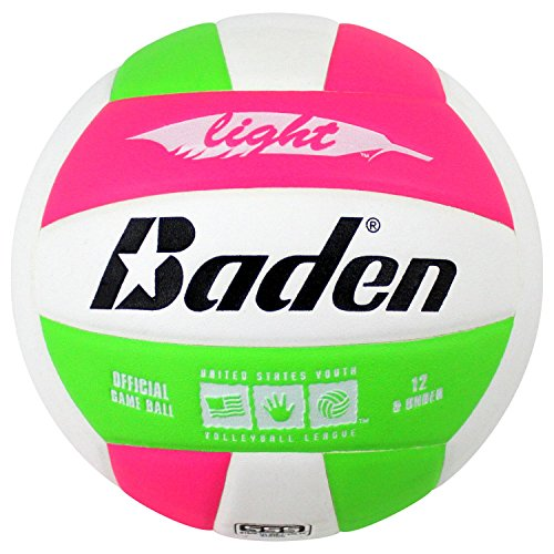 Baden Light Microfiber Training Volleyball (Official Size)