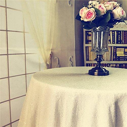 Diameter Sequin Tablecloths cloths Wedding