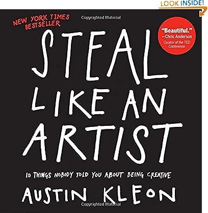 Austin Kleon (Author)(1862)Buy new: $10.95$9.86205 used & newfrom$2.26