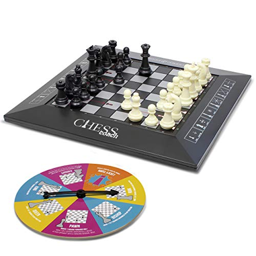 Chess Set Board Game for Kids and Adults with Step-by-Step Teaching Guide for Beginners