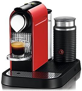 Nespresso C121-US-RE-NE1 Citiz Espresso Maker – so happy I brag about it at work!