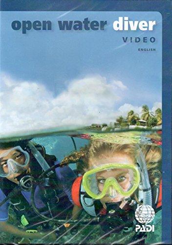 Padi Open Water Diver - DVD, #70831 (Padi Water Open)