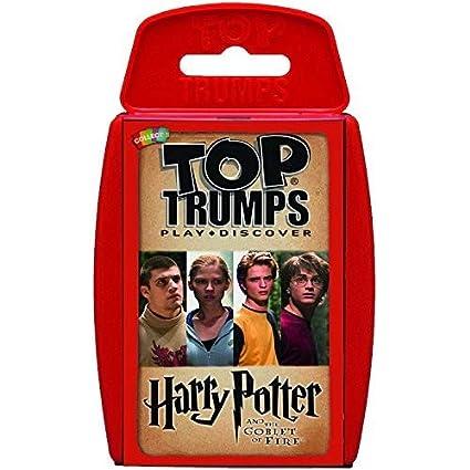 Top Trumps de Harry Potter.