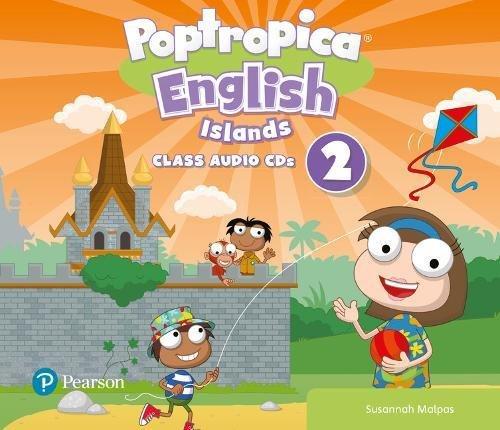 Download Poptropica English Islands Level 2 Audio CD pdf