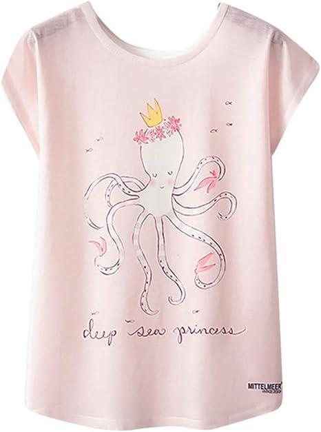 JUTOO Camiseta Mujer Manga Larga Camiseta Larga Mujer Camiseta Manga Larga Camisetas Manga Larga Camiseta Manga Larga niña Blusas de Mujer de Moda Blusas Mujer Verano Blusas de Mujer Elegantes: Amazon.es: Ropa