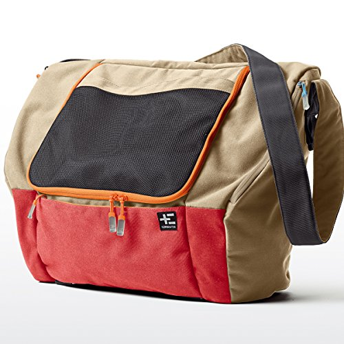 Terra Nation - Borsa Spiaggia Ika Kopu 29+4.5 lt. col. Brown 211231 TERRA NATION