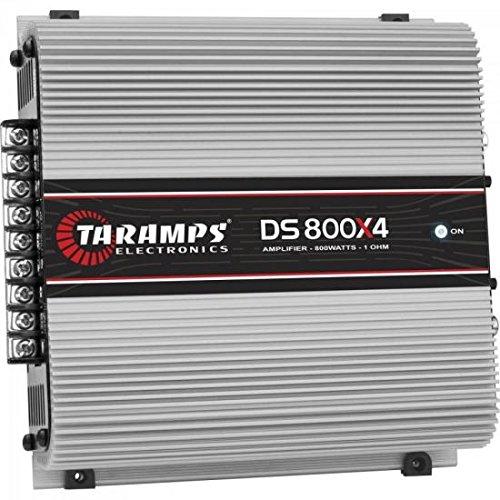 Módulo Amplificador Automotivo, Taramps, Ds 800x4, Módulos e Amplificadores