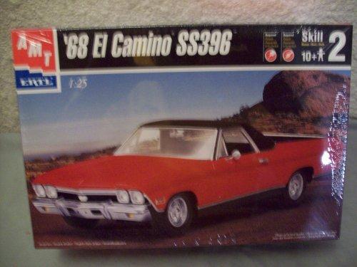 AMT 1968 El Camino SS 396 Model Kit (El Camino Model Kit compare prices)