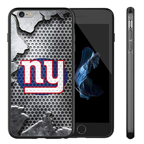 (Giants iPhone 8 Case, iPhone 7 Giants Design Case TPU Gel Rubber Shockproof Anti-Scratch Cover Shell for iPhone 8 / iPhone 7 4.7-inch)