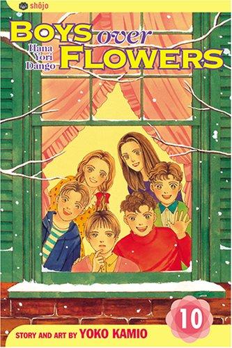 Boys Over Flowers, Vol. 10: Hana Yori -