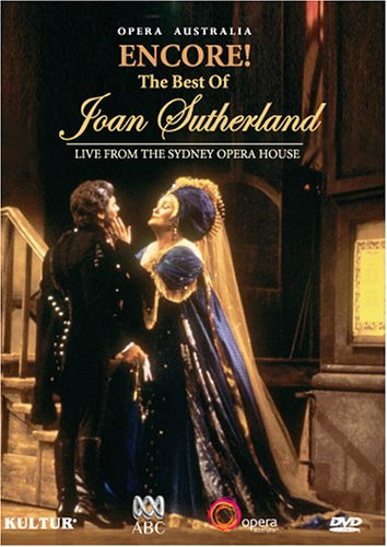 UPC 032031405790, Best of Joan Sutherland / Opera Australia