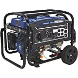 Powerhorse Dual Fuel Generator with Electric Start — 4000 Surge Watts, 3100 Rated Watts, EPA Compliant