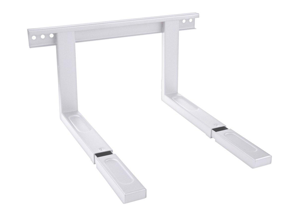 Cabletech MB-2 apta para microondas horno soporte de pared soporte ...